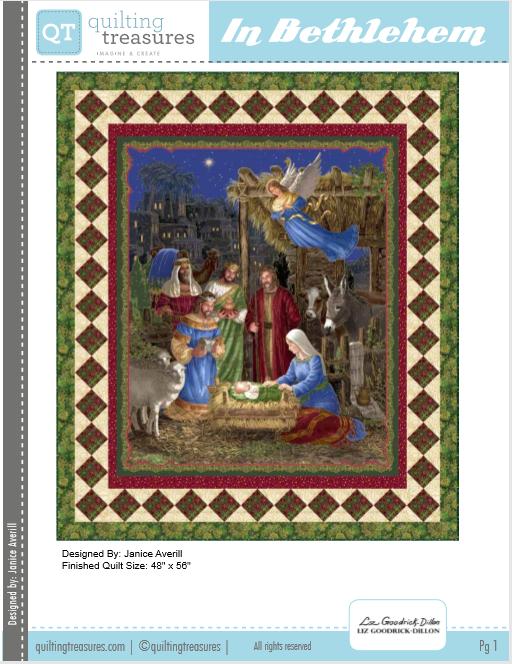 New In Bethlehem Kit 48 by 56