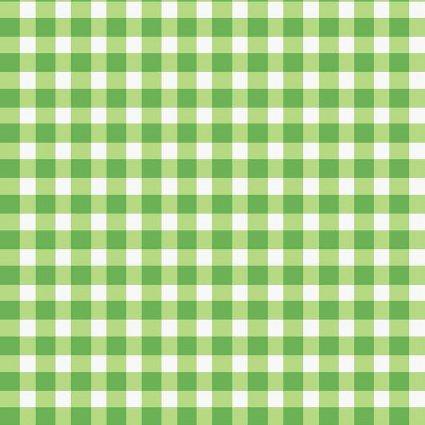 MAS610-GG1 Yellow_Green Checks Beautiful Basics Roam Sweet Home Maywood