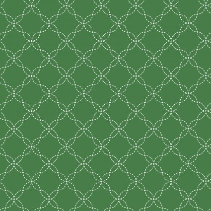 MAS8209-G2 Green Lattice KimberBell Basics