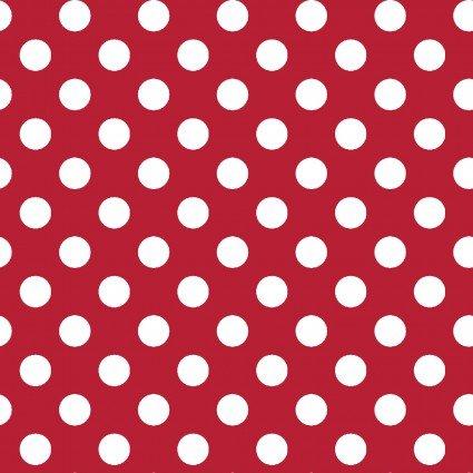 MAS8216-R Red w_White Dots KimberBell Basics