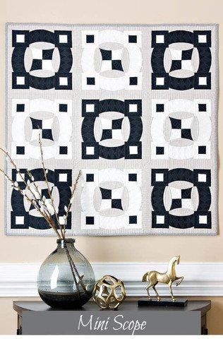 MiniScope_pattern for QCR mini by Sew Kind of Wonderful