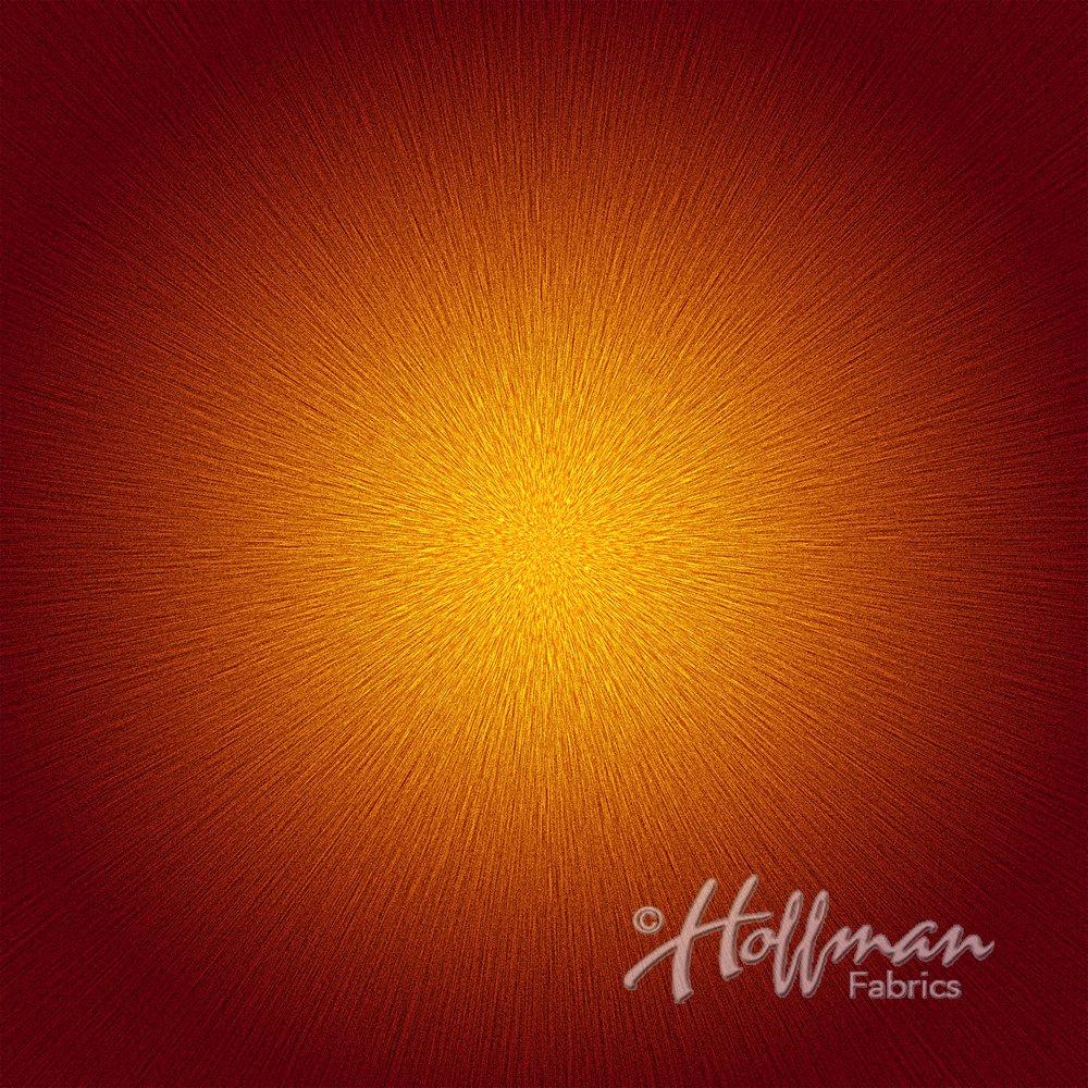 P4287-232-Citrine Supernova Hoffman Digital Prints