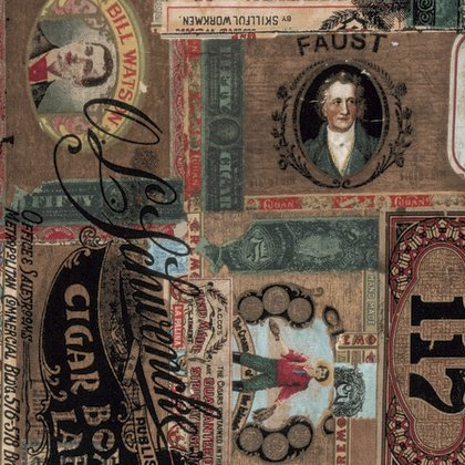 PWTH061.8MULT-Cigar Box Labls Dapper Tim Holtz Free Spirit