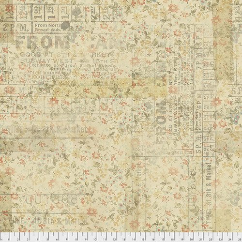 PWTH092.MULTI From Camden Eclectic Elements Tim Holtz