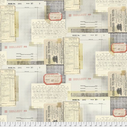 PWTH095.MULTI Typewriter Eclectic Elements Tim Holtz