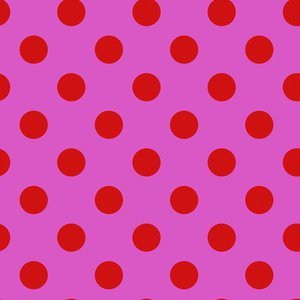 PWTP118.Peony Pom Poms All Stars Tula Pink