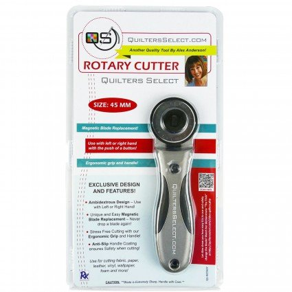QSEQS Rotary Cutter 45mm Select Deluxe
