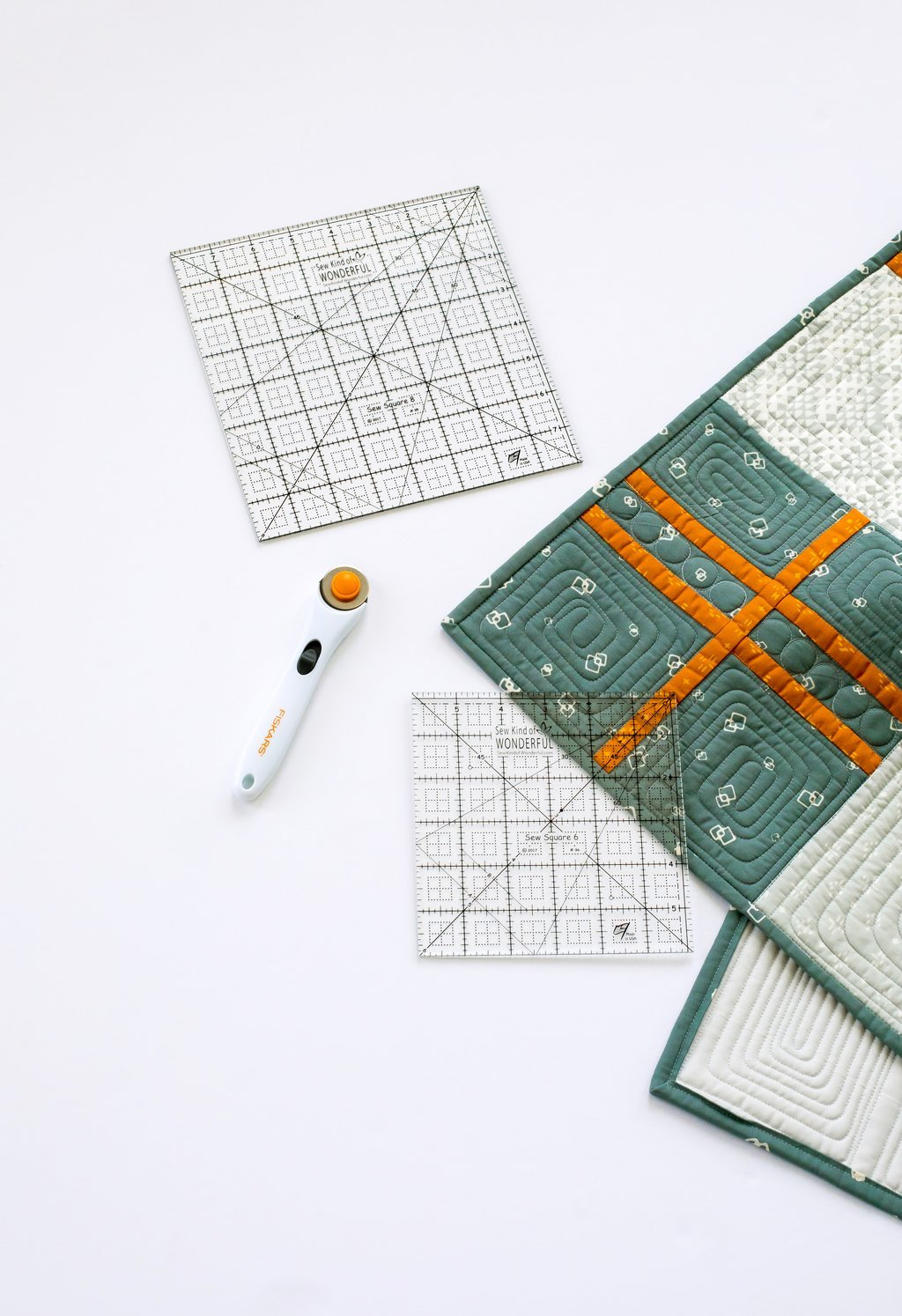 Sew Square 8 by Sew Kind of Wonderful