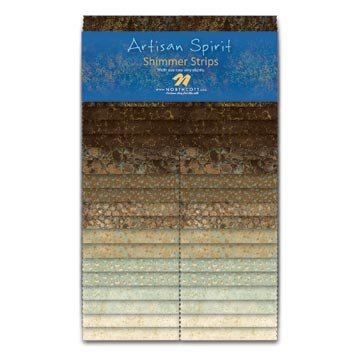 SSHIMMER-36 Earth 2.5 inch strips