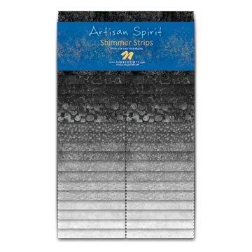 SSHIMMER-99 Mineral Shimmer 2.5 inch strips Northcott
