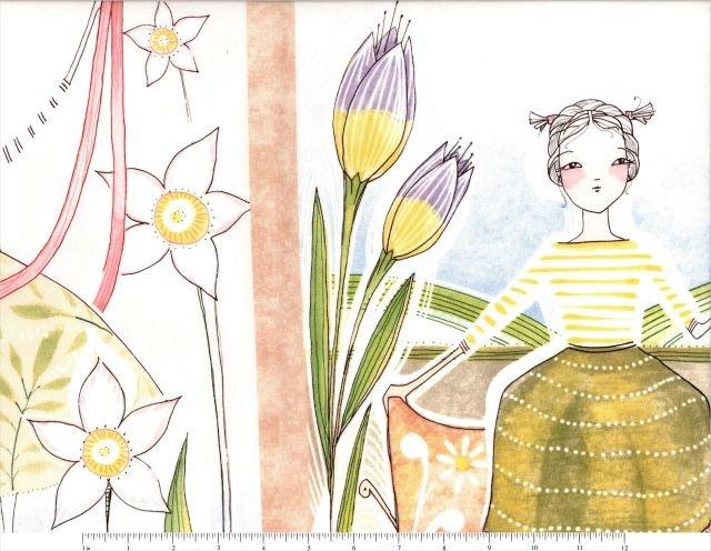 112.106.01.1 The Makers Panel Cori Dantini Blend Fabrics