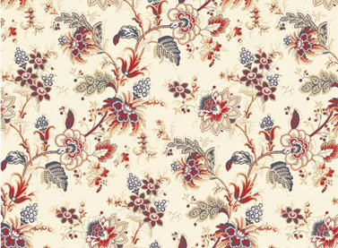American Beauty large floral by Red Rooster