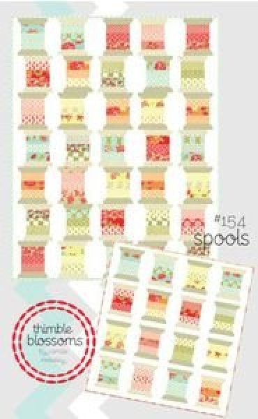 TB 154 - Spools by Thimble Blossoms