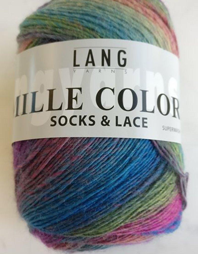 LANG yarns - Mille Colori - Socks & Lace - 100g/400m - #6