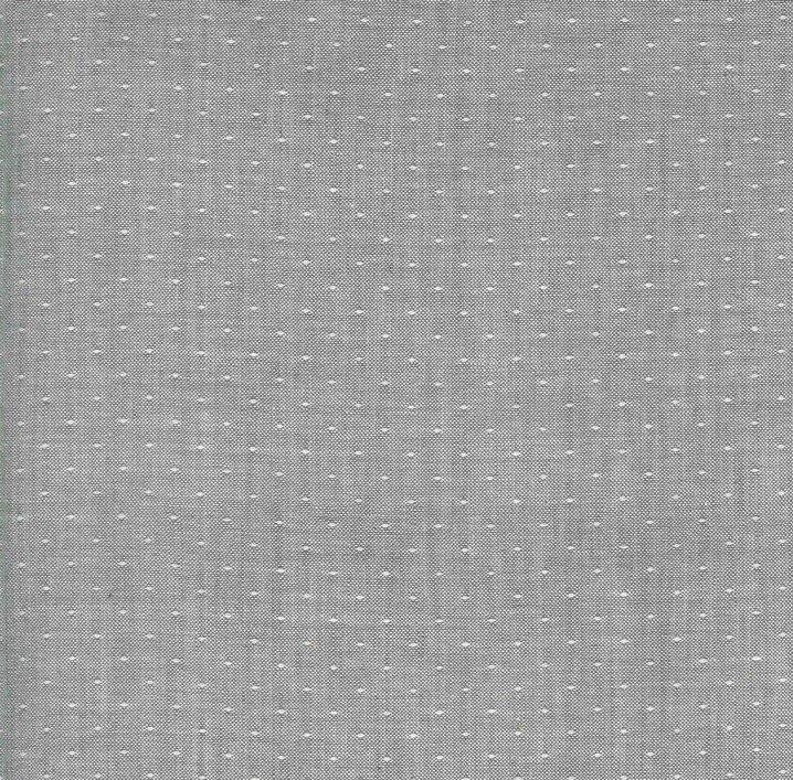 Moda - Jen Kingwell - Low Volume Wovens - Dot Silver