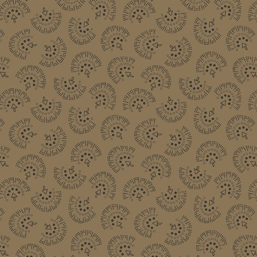 Marcus Fabrics - ByGone - Browns