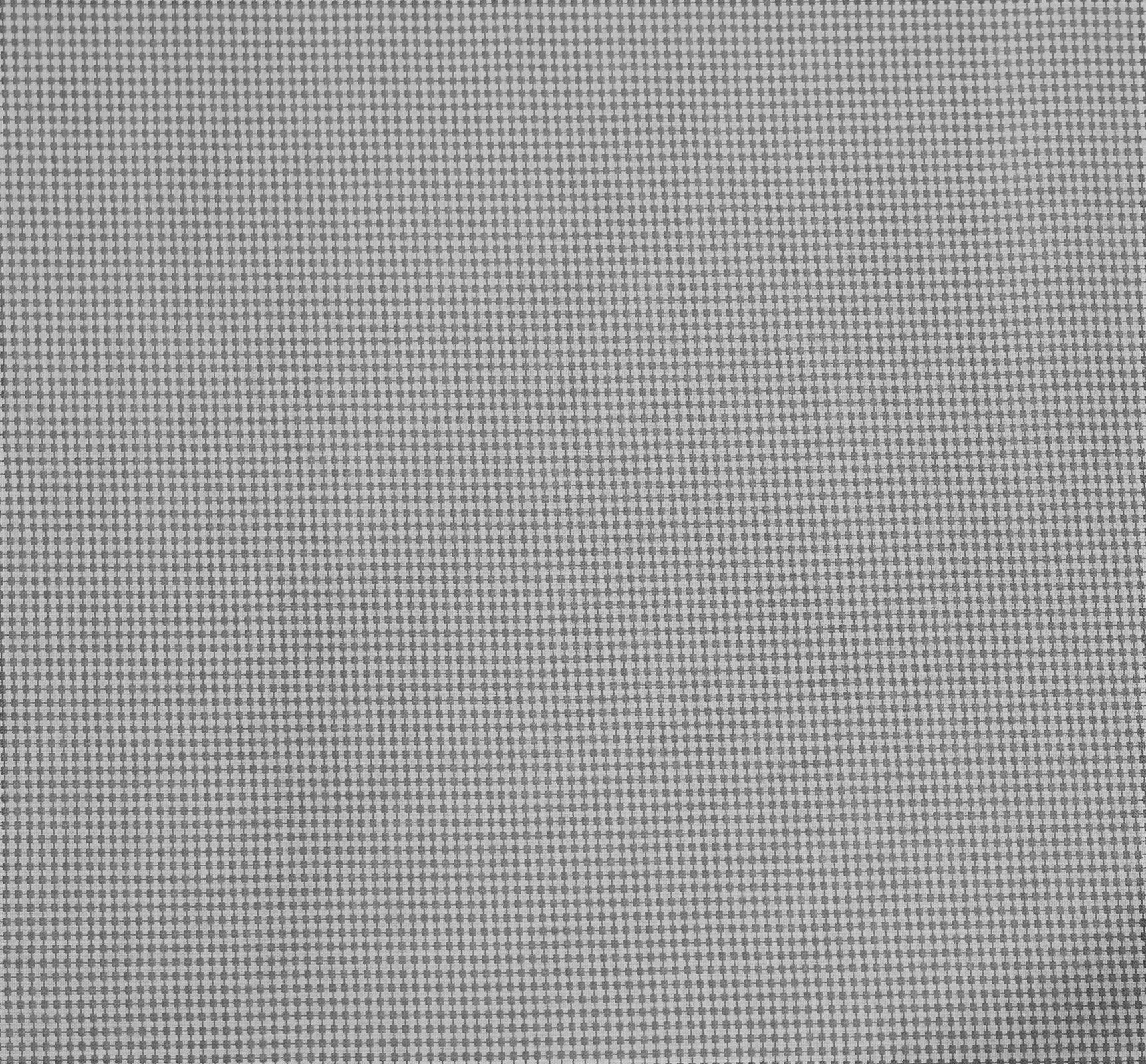 Kei Textiles - Geo Style - Light Grey
