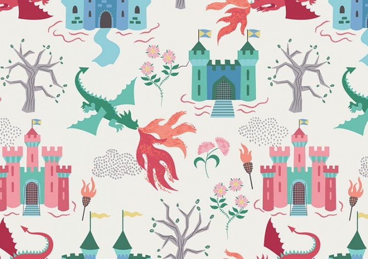 Lewis & Irene - Dragons 21 - Blue/Pink