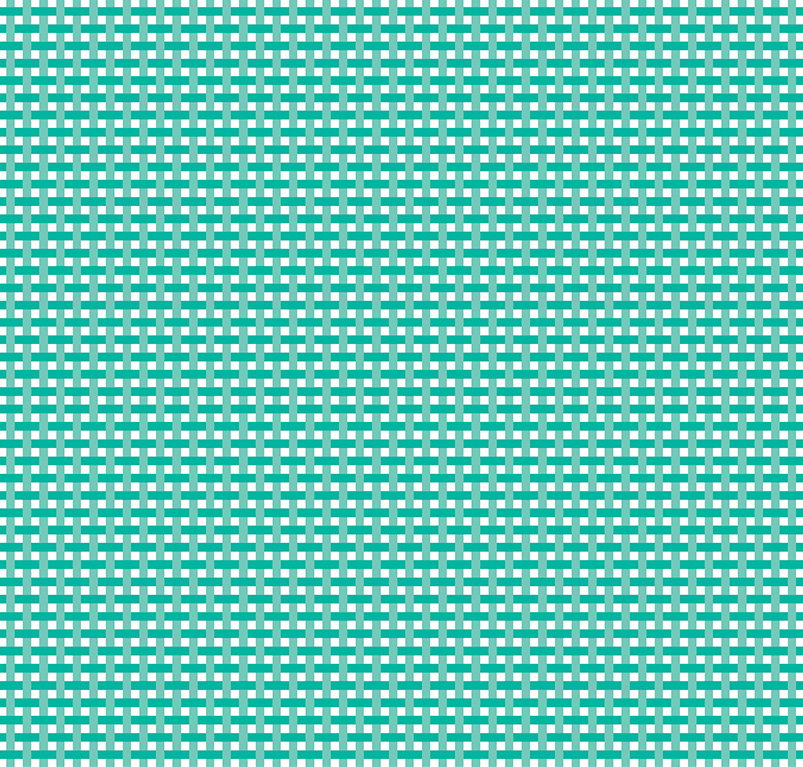 Floral & Fawn - Weave - Teal