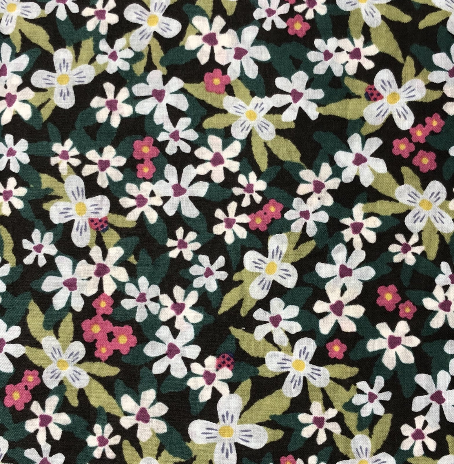Yuwa - Aromatico - Brown Green & Pink