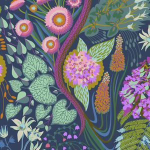 Free Spirit - Anna Maria Horner - Sweet Dreams - Source Code Glist