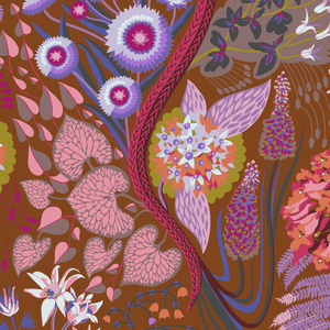 Free Spirit - Anna Maria Horner - Sweet Dreams - Source Code Glow
