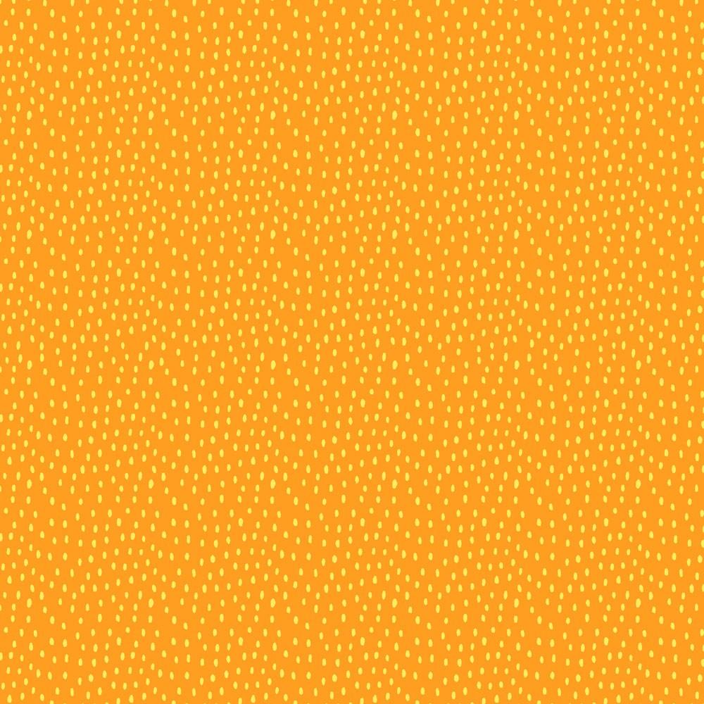 Stof Fabrics - Quilters Basic Harmony - Spot - Orange