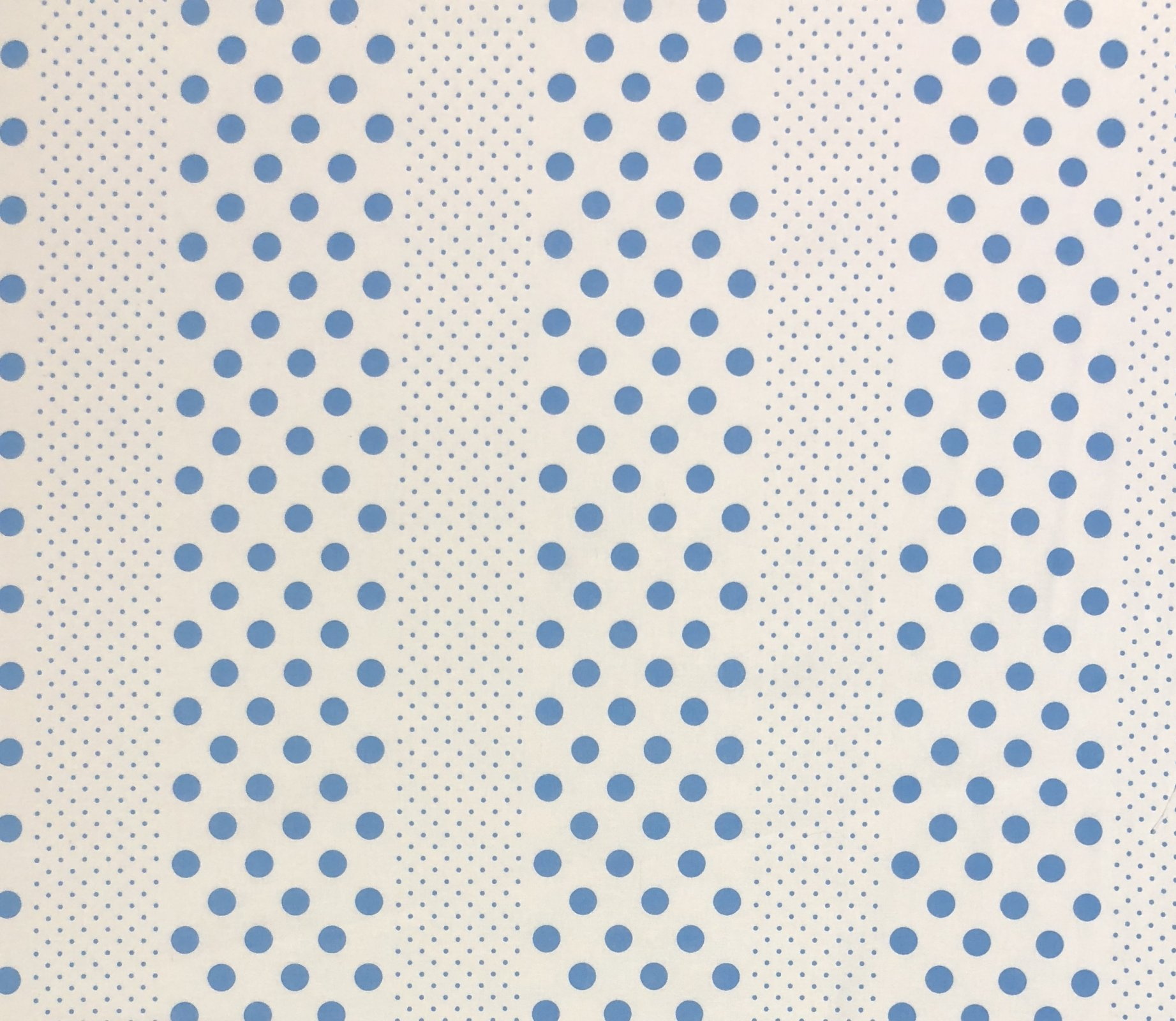 Lecien - Collection - Spots and Stripes - Blue