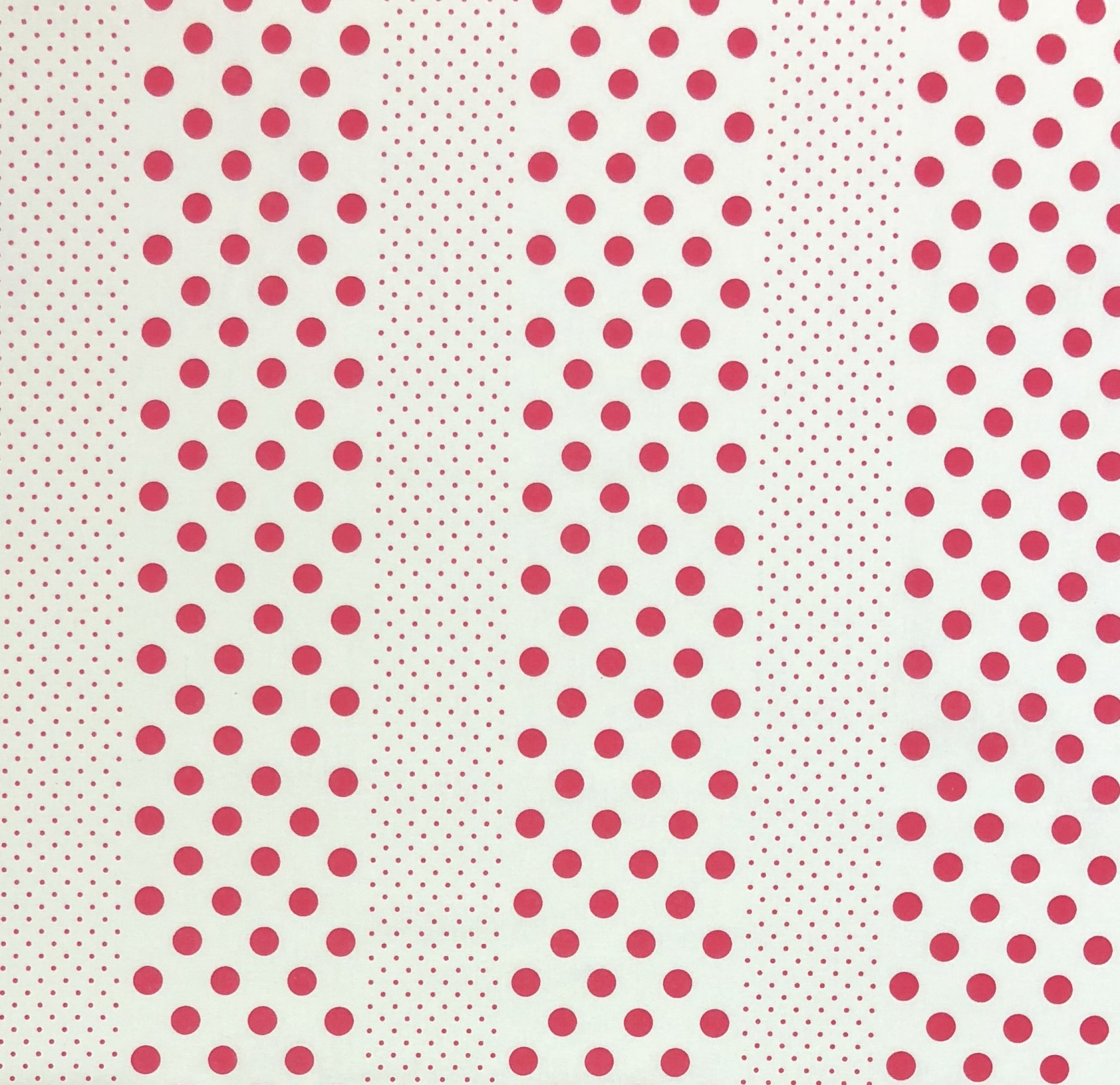 Lecien - Collection - Spots and Stripes - Red