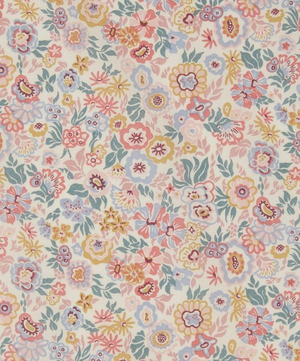 Liberty Of London - A Palace Garden - Floral Jazz - Pale Pink