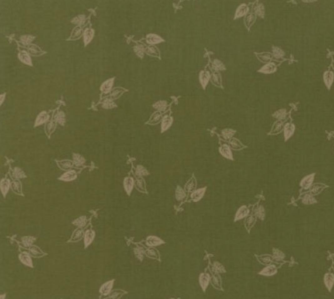 Moda - Primitive Gatherings - Flower Garden Gatherings - Lilac Branch - Thyme