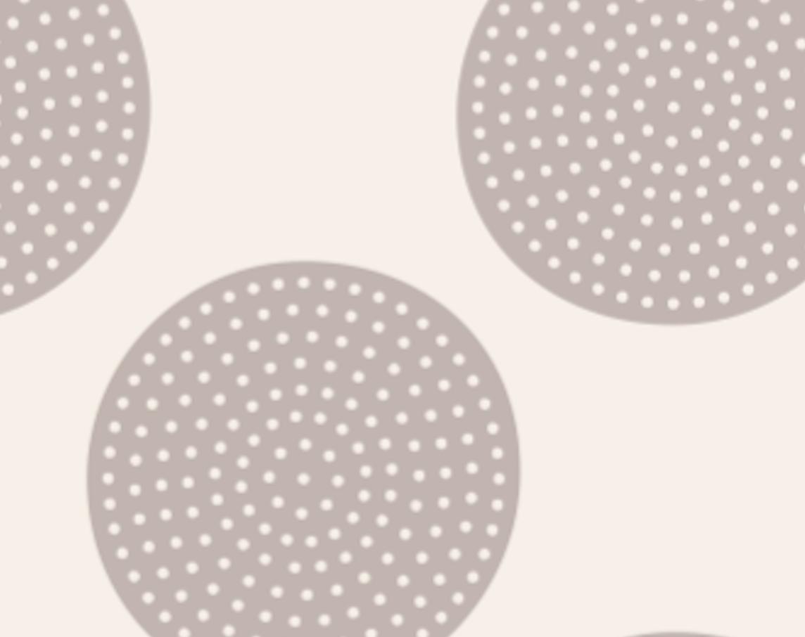 Tilda - Tone Finnanger - Classic Basics - Dottie Dots - Grey