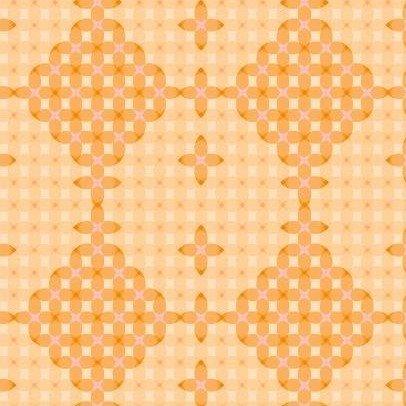 RJR Fabrics - Victoria Findlay Wolfe - Wild Acres - Apron - Orange