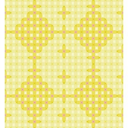 RJR Fabrics - Victoria Findlay Wolfe - Wild Acres - Apron - Yellow