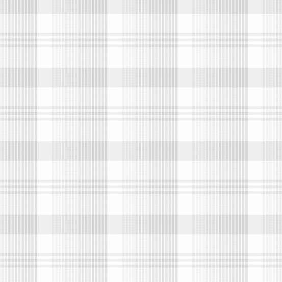 Andover - Roseberry Cottage - Plaid - Grey