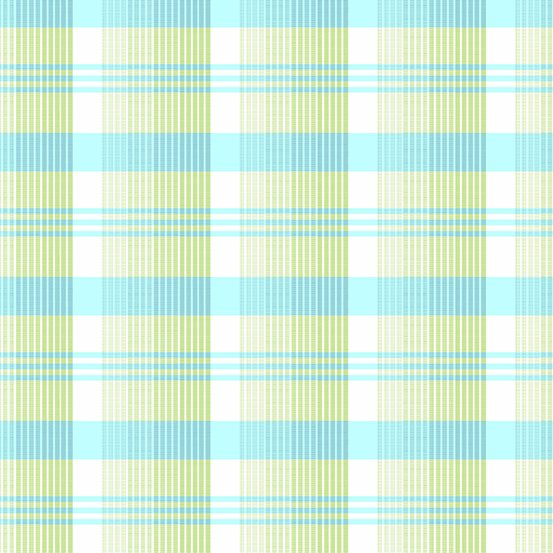 Andover - Roseberry Cottage - Plaid -  Teal