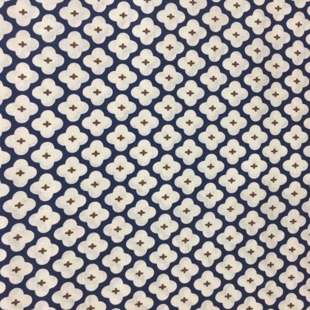 Handworks - Le Ceil Collection - Flower Spot - Blue