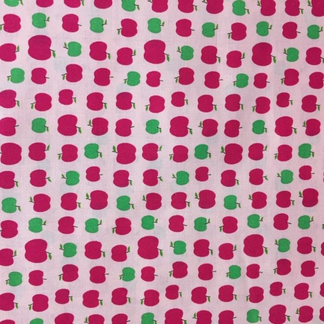 SevenBerry  - Apples - Pink and Green