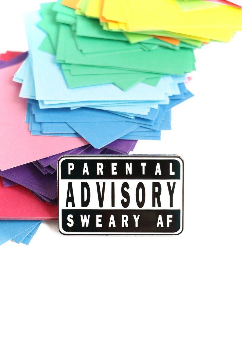 Pin Points - Jodie Carleton - Parental Advisory