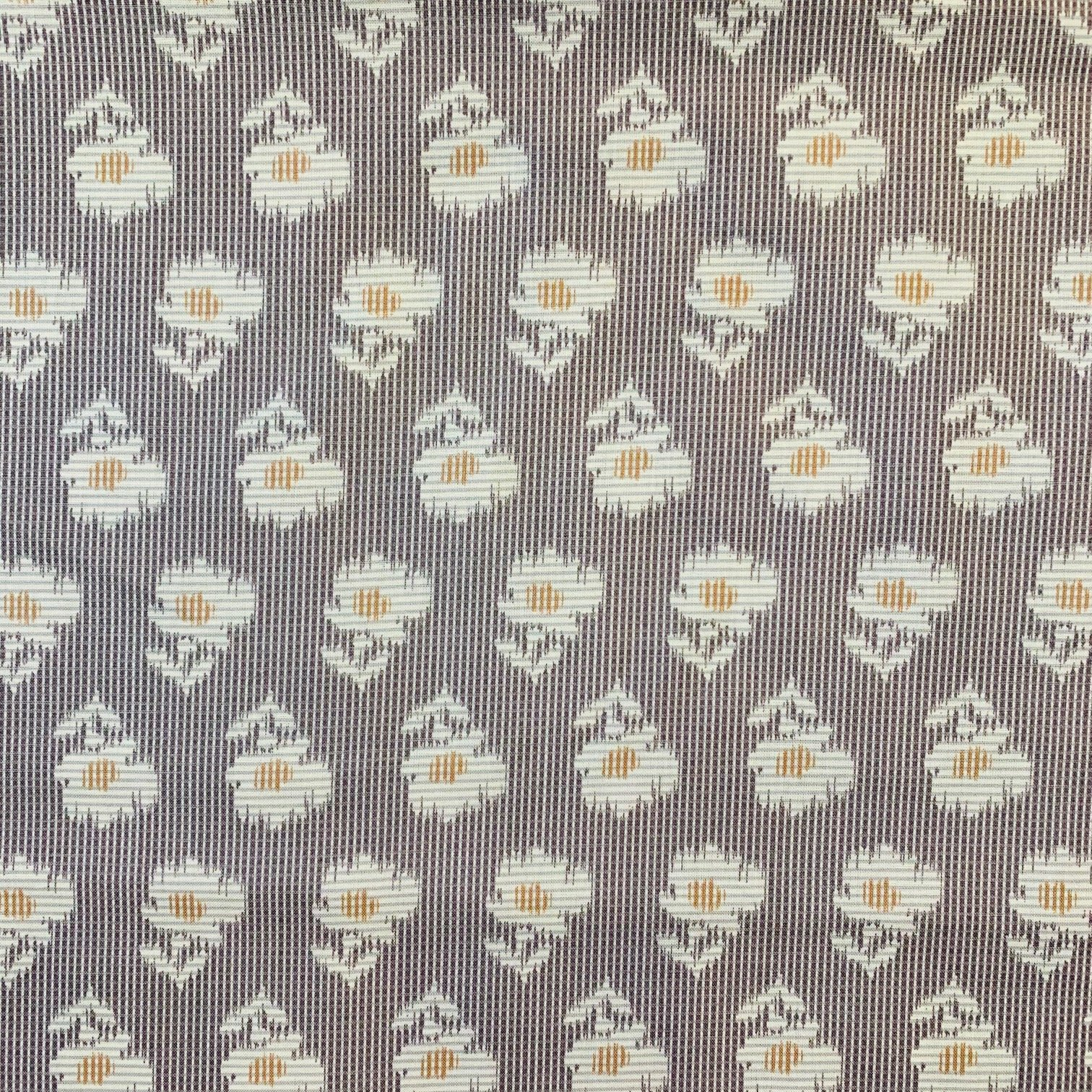 Handworks - Taupe-ism - Flowers - Brown