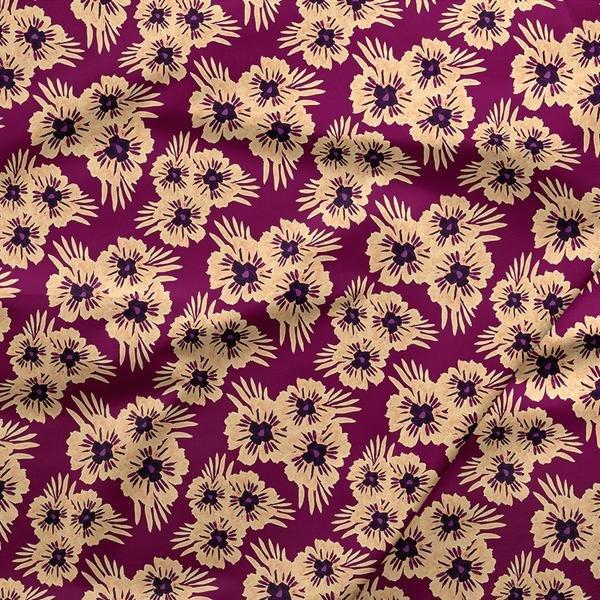 Paintbrush Studio - Fernanda Martinez - Urban Jungle - Purple