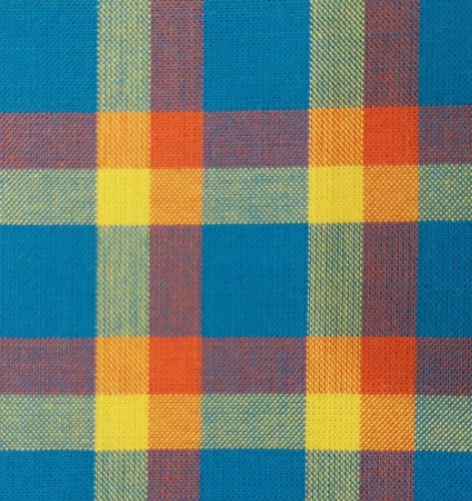 Indie Fabric Studio - Lanna Woven Checks - Free Spirit