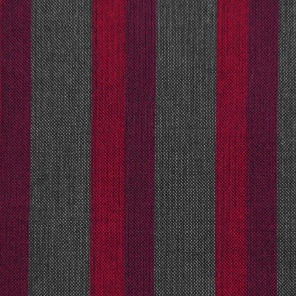 Indie Fabric Studio - Lanna Woven Stripe - Night Forage