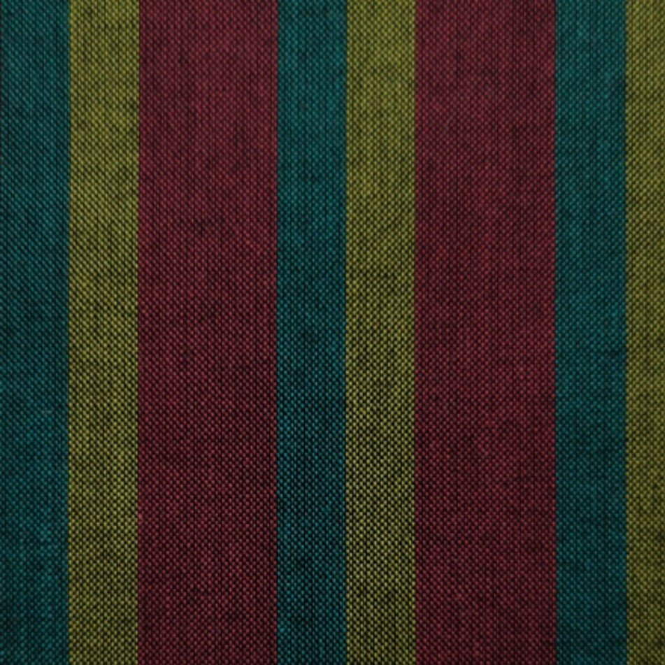 Indie Fabric Studio - Lanna Woven Stripe - Night Thinker