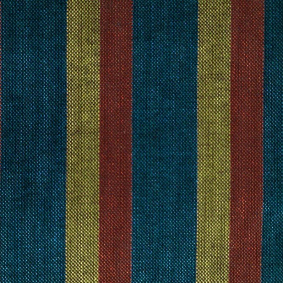 Indie Fabric Studio - Lanna Woven Stripe - Bohemian