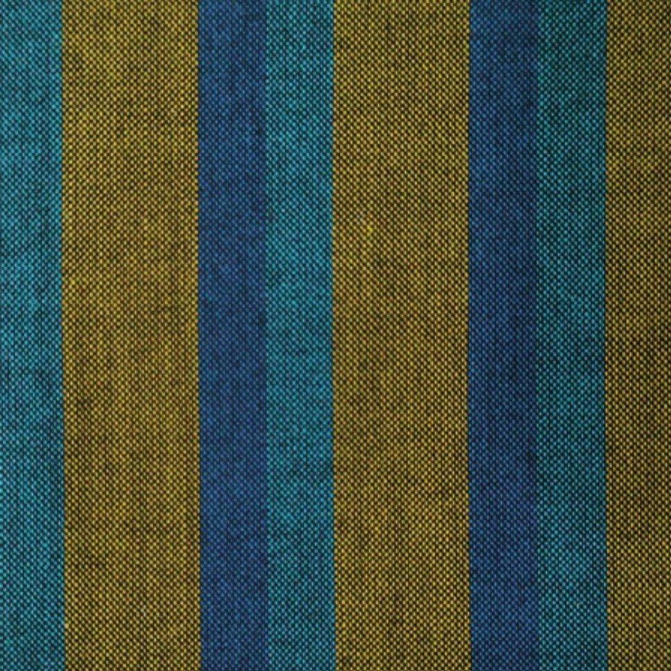 Indie Fabric Studio - Lanna Woven Stripe - Golden Mountain Climb