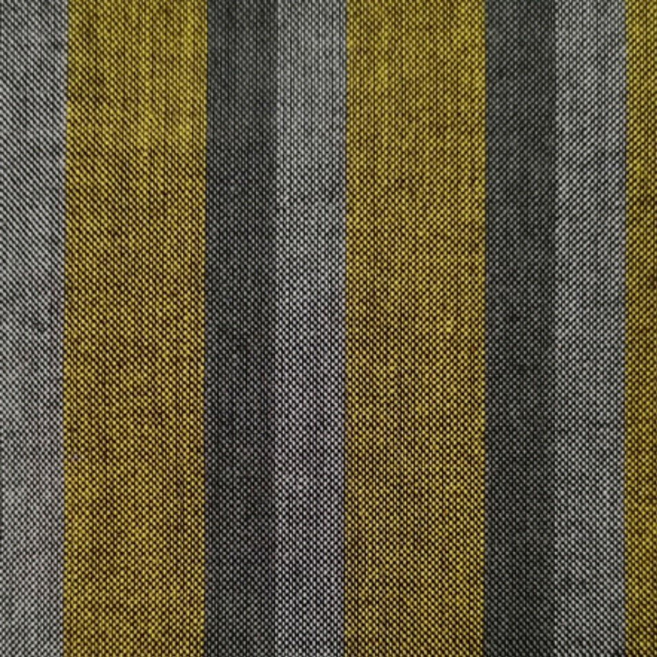 Indie Fabric Studio - Lanna Woven Stripe - Soft Glow Twilight