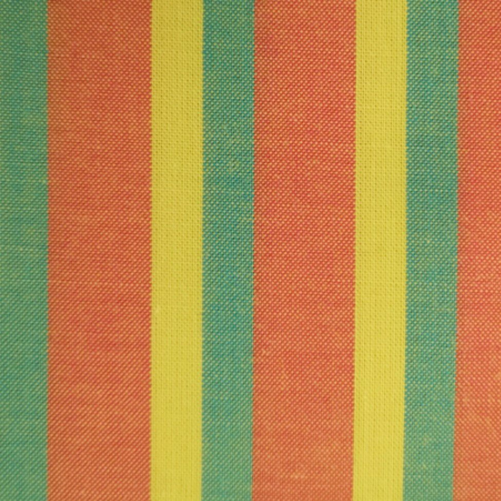 Indie Fabric Studio - Lanna Woven Stripe - Where ever you Travel