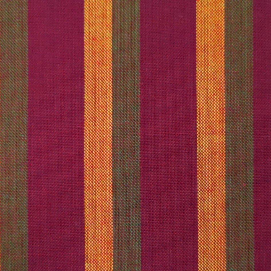 Indie Fabric Studio - Lanna Woven Stripe - Dance Along
