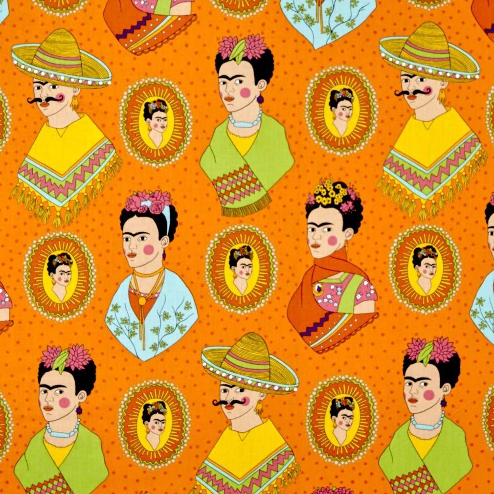 Alexander Henry - Fantastico Frida! - Orange